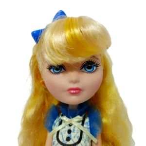Blondie Lockes Doll Ever After High 2013